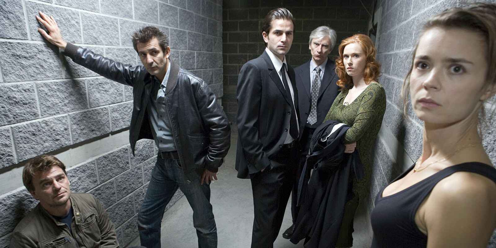 Spiral tv series review escape to the continent for French shows